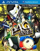 Игра Persona 4. The Golden (PS Vita) для Sony PlayStation Vita