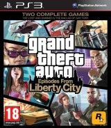 Купить игру GTA: Grand Theft Auto 4 (IV): Episodes From Liberty City (PS3) USED Б/У на Playstation 3 диск