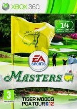 Tiger Woods PGA Tour 12: The Masters (Xbox 360) USED Б/У