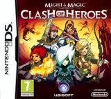 Игра Might and Magic Clash of Heroes (DS) для Nintendo DS