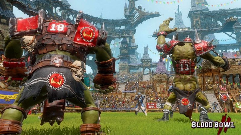 Blood Bowl 2 Русская Версия (PC)