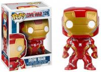 Фигурка POP! Bobble: Marvel: Captain America CW: Iron Man 7224 Funko