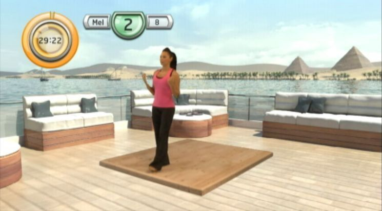 Купить игру Get Fit With Mel B (Wii/WiiU) на Nintendo Wii диск