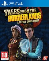 Купить Игру Tales from the Borderlands - A Telltale Games Series (PS4) на Playstation 4 диск