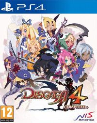 Disgaea 4 Complete + A Promise of Sardines Edition (PS4)