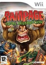 Rampage wii