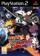 Купить Игру Naruto Shippuden: Ultimate Ninja 5 (PS2) для Sony PS2 диск