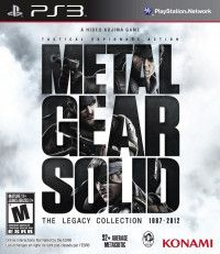 Купить игру Metal Gear Solid: The Legacy Collection (US ver.) (PS3) на Playstation 3 диск