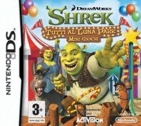 Игра Shrek's: Carnival Craze Party Games (DS) для Nintendo DS