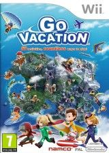Игра Go Vacation для Nintendo Wii