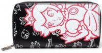 Кошелек Difuzed: Nintendo: Peach Allaround Zipper Bifold Girls Wallet