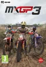 MXGP 3: The Official Motocross Videogame Box (PC)