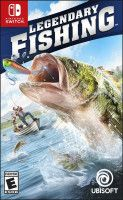 Купить игру Legendary Fishing (Switch) диск
