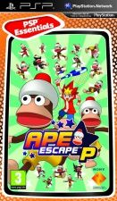 Игра Ape Escape P (Essentials) (PSP) для Sony PSP