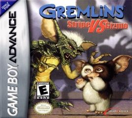 Gremlins: Stripe vs Gizmo Русская Версия (GBA)