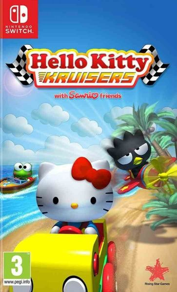 Hello Kitty Kruisers With Sanrio Friends (Switch)