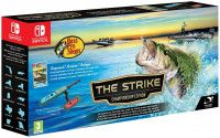 Bass Pro Shops: The Strike - Championship Edition Bundle (Игра + Удочка) (Switch)