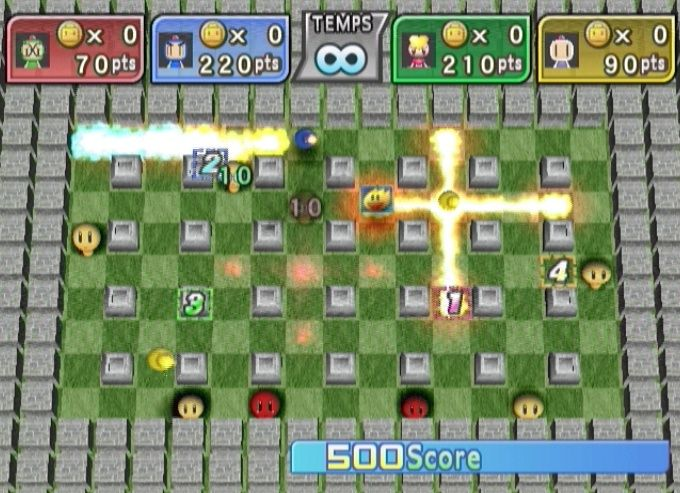 Купить игру Bomberman Land (Wii/WiiU) на Nintendo Wii диск