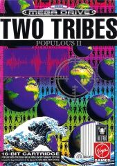 Two Tribes Populous (Sega)