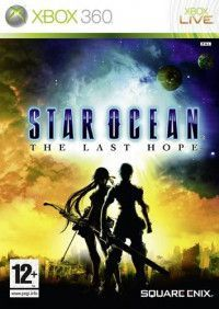 Star Ocean 4: The Last Hope (Xbox 360)