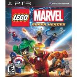 Купить игру LEGO Marvel: Super Heroes (PS3) на Playstation 3 диск