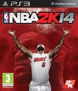 NBA 2K14 (PS3) USED Б/У