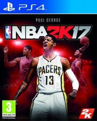 Игра NBA 2K17 (PS4) Playstation 4