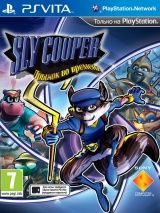 Sly Cooper: Thieves in Time (Прыжок во времени) Русская Версия (PS Vita)