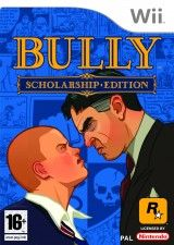 Купить игру Bully: Scholarship Edition (Wii/WiiU) на Nintendo Wii диск