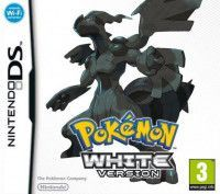 Игра Pokemon White Version (DS) для Nintendo DS