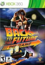 Back to the Future: The Game (Назад в будущее) (Xbox 360)