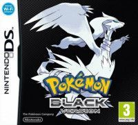 Игра Pokemon Black Version (DS) для Nintendo DS