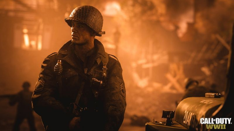 Call of Duty: WWII (World War 2) (PS4)