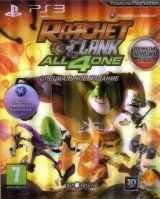 Игра Ratchet & Clank: All 4 One для Sony PS3