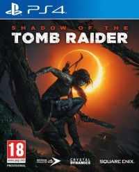 Игра Shadow of the Tomb Raider Русская версия (PS4) Playstation 4