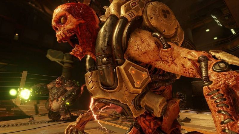 DOOM Slayers Collection (Doom + Doom 2 + Doom 3 + Doom 2016) Русская Версия (Xbox One)
