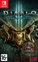 Купить игру Diablo 3 (III): Eternal Collection Русская Версия (Switch) диск