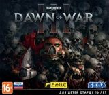 Купить Warhammer 40.000: Dawn of War 3 (III) Руская Версия Jewel (PC)
