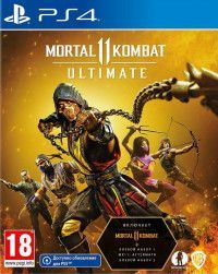 Mortal Kombat 11 (XI) Ultimate Русская версия (PS4)