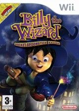 Billy the Wizard: Rocket Broomstick Racing (Wii)