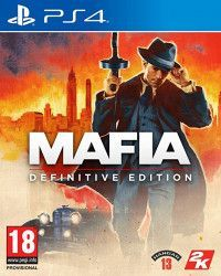 Игра Mafia: Definitive Edition Русская версия (PS4) Playstation 4