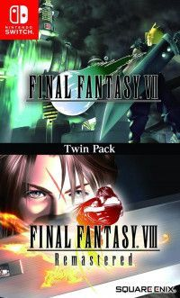 Final Fantasy 7 (VII) + Final Fantasy 8 (VIII) Remastered (Switch)