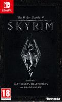 Купить игру The Elder Scrolls 5 (V): Skyrim Русская Версия (Switch) диск