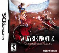 Игра Valkyrie Profile: Covenant of the Plume (DS) USED Б/У для Nintendo DS