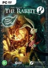 Купить The Night of the Rabbit Русская Версия Box (PC)