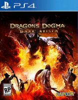 Купить Игру Dragon's Dogma: Dark Arisen (PS4) на Playstation 4 диск