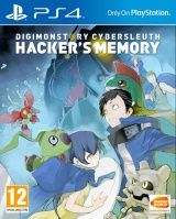 Купить Игру Digimon Story Cyber Sleuth Hacker's Memory (PS4) на Playstation 4 диск