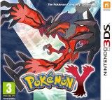 Купить игру Pokemon Y (Nintendo 3DS) на 3DS