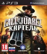 Купить игру Call of Juarez: Картель (The Cartel) Русская Версия (PS3) на Playstation 3 диск