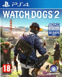 Игра Watch Dogs 2 (PS4) Playstation 4